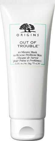 Origins Out of Trouble 10 Minute Mask 75ml (Origins 悦木之源10分钟拯救面膜 75毫升)