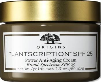 Origins Plantscription SPF 25 Power Anti-Ageing Cream 50ml (Origins 强效抗衰老防晒面霜 )