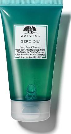 Origins Zero Oil Deep Pore Cleanser with Saw Palmetto & Mint (锯棕榈和薄荷深层洗面奶)