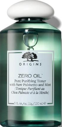 Origins Zero Oil Pore Purifying toner with Saw Palmetto & Mint锯棕榈和薄荷毛孔细化爽肤水