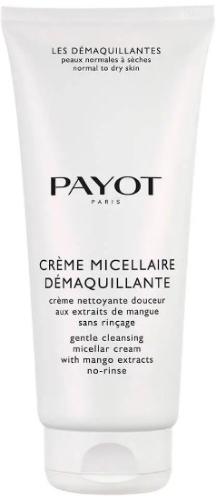 PAYOT Crème Micellaire Démaquillante Gentle Cleanser 柏姿温和洁面乳200毫升
