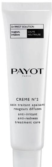 PAYOT Crème N°2 Anti-Irritant Anti-Redness Treatment Care 柏姿2号敏感急救修护霜30毫升