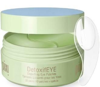 PIXI DetoxifEYE Eye Patches 咖啡因眼膜