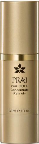 PRAI 24K GOLD Concentrate Retinol+ 30ml (PRAI Beauty 24K 纯金超浓缩视黄醇面霜30毫升)