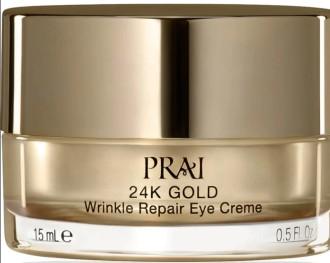 PRAI 24K GOLD Wrinkle Repair Eye Crème 抗皱修护眼霜15毫升