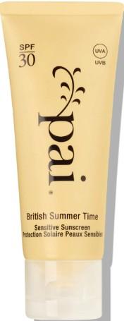 Pai British Summer Time Sensitive Sunscreen 40ml (Pai 修复敏感防晒霜 40毫升)