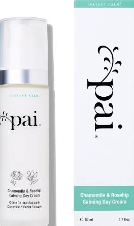Pai Skincare Chamomile and Rosehip Calming Day Cream 50ml (Pai Skincare 洋甘菊和玫瑰果镇静日霜 50毫升)
