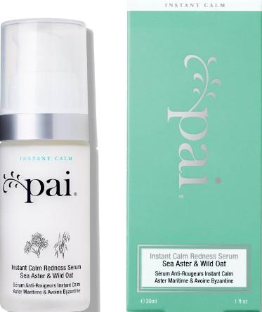 Pai Skincare Instant Calm Redness Serum Sea Aster and Wild Oat 30ml (Pai Skincare 快速镇静发红精华液30毫升)