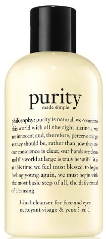 Philosophy Purity One-Step Facial Cleanser 一步式洁面乳240毫升