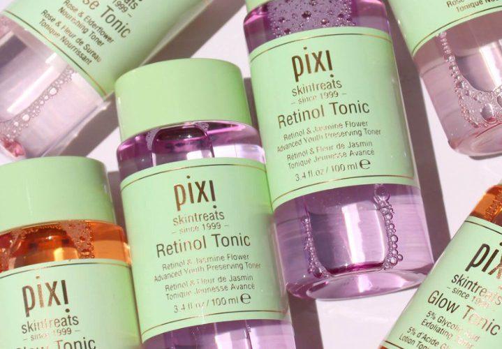 Pixi 英国本土明星护肤和美妆品牌产品详情介绍