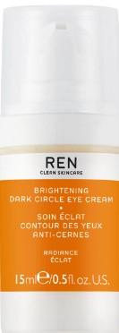 REN Clean Skincare Radiance Brightening Dark Circle Eye Cream 淡化黑眼圈眼霜15毫升