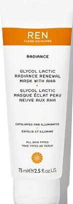 REN Supersize Glycol Lactic Radiance Renewal Mask