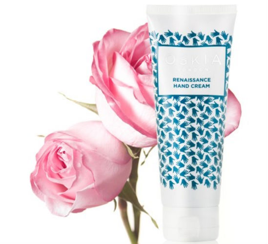 Renaissance hand cream