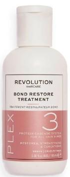 Revolution Hair Plex 3 Bond Restore Treatment 头发修复护理