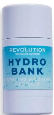 Revolution Skincare Hydro Bank Hydrating & Cooling Eye Balm冷却保湿眼霜 6克