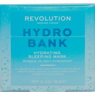 Revolution Skincare Hydro Bank Hydrating Sleeping Mask 隔夜保湿面膜50毫升