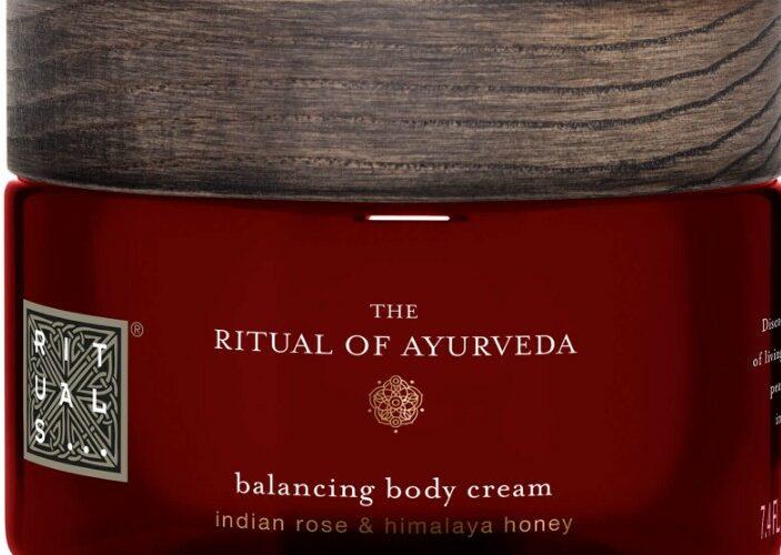 Rituals The Ritual of Ayurveda Body Cream阿育吠陀系列身体护肤乳220毫升