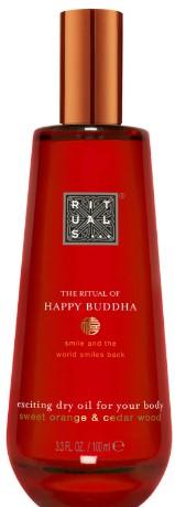 Rituals The Ritual of Happy Buddha Dry Oil 快乐佛陀系列干性精油100毫升