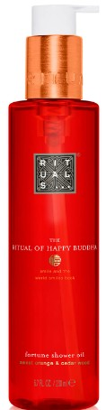 Rituals The Ritual of Happy Buddha Shower Oil 快乐佛陀系列沐浴油200毫升