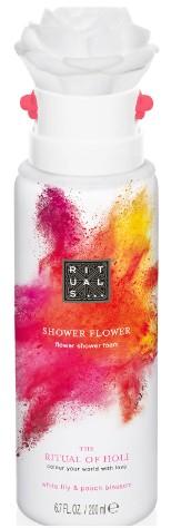 Rituals The Ritual of Holi Shower Foam Flower 洒红节系列泡沫花朵沐浴露200毫升