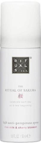 Rituals The Ritual of Sakura Anti-Perspirant Spray 樱花系列身体喷雾剂50毫升