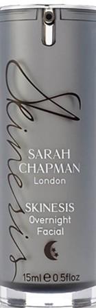 Sarah Chapman Skinesis Overnight Facial (15ml) (Sarah Chapman莎拉•查普曼夜间面部护理精华液 (15毫升))