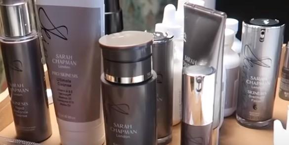 SARAH CHAPMAN 莎拉•查普曼英国本土护肤品牌产品