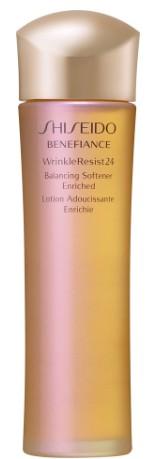 Shiseido Benefiance WrinkleResist24 Enriched Balancing Softener