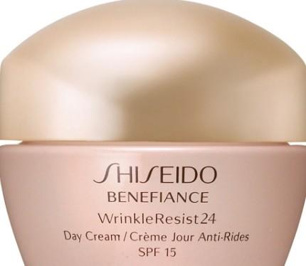 Shiseido Benefiance Wrinkle Resist24 Day Cream