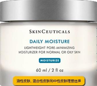 SkinCeuticals Daily Moisture Cream Pot 60ml (SkinCeuticals 日常保湿面霜 Pot 60毫升)