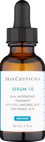 SkinCeuticals Serum 10 Antioxidant Vitamin C Serum for Sensitive Skin 30ml(SkinCeuticals 维他命C抗氧化剂精华液 (30毫升))