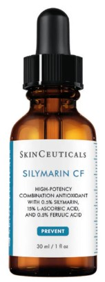 SkinCeuticals Silymarin CF Antioxidant Vitamin-C Serum for Oily_Blemish Prone Skin 修丽可Silymarin CF 修丽可抗氧修复精华液30毫升