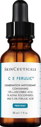 SkinCeuticals C E Ferulic Antioxidant Vitamin C Serum 30ml (SkinCeuticals C E Ferulic抗氧化剂维他命C精华液 30 毫升)