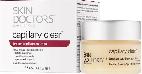 Skin Doctors Capillary Clear (Skin Doctors 减少毛细血管出现和破裂护肤膏)