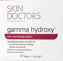 Skin Doctors Gamma Hydroxy皮肤医生伽玛羟基面霜