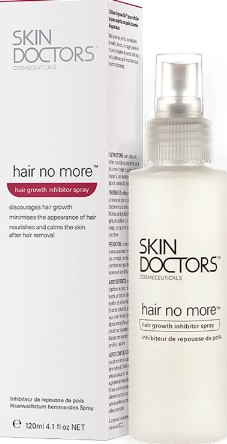 Skin Doctors Hair No More Inhibitor Spray (Skin Doctors 脱毛喷雾剂)