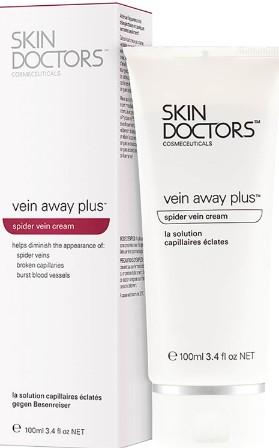 Skin Doctors Vein Away Plus (Skin Doctors 消除毛细血管和蜘蛛网乳霜)