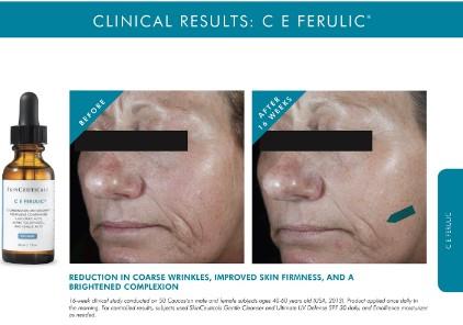 Skinceuticals Vitamin C 维他命C系列产品详情