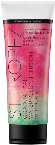 St.Tropez Gradual Tan Watermelon Lotion圣特罗佩西瓜保湿护肤乳200毫升