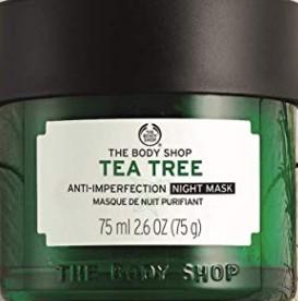 Tea Tree Anti-Imperfection Night Mask茶树夜间面膜