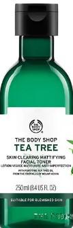 Tea Tree Skin Clearing Mattifying Toner茶树爽肤水