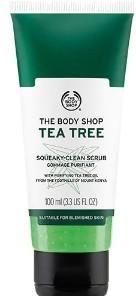 Tea Tree Squeaky-Clean Scrub茶树磨砂膏