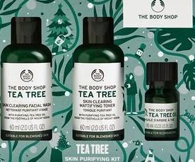 The Body Shop圣诞礼物给纯素食朋友们