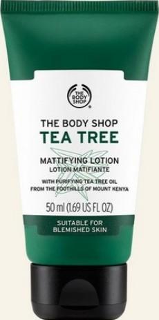 The Body Shop Tea Tree Mattifying Lotion 茶树保湿霜