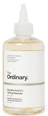 The Ordinary Glycolic Acid 7% Toning Solution 乙醇酸去角质爽肤水240毫升