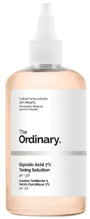 The Ordinary Glycolic Acid 7% Toning Solution 爽肤水240毫升