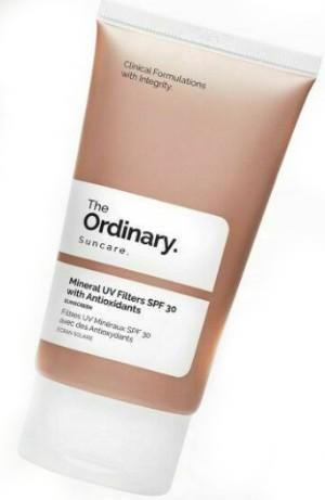 The Ordinary Mineral UV Filters SPF 30 with Antioxidants 矿物质抗UV防晒霜SPF30