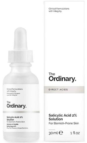 The Ordinary Salicylic Acid 2% Solution 水杨酸抗痘溶液30毫升