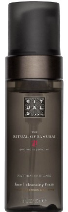 The Ritual of Samurai Face Cleansing Foam武士系列男士洗面奶