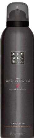 The Ritual of Samurai Foaming Shower Gel 武士系列男士凝胶泡沫沐浴露